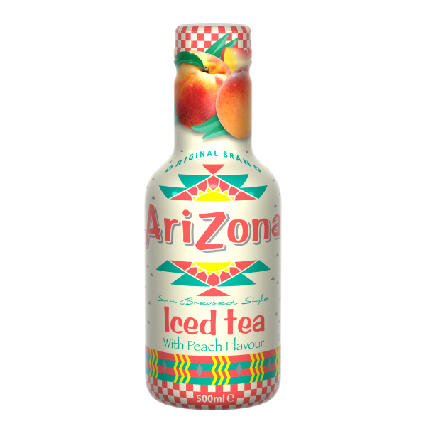 Arizona PEACH 6x0,5L