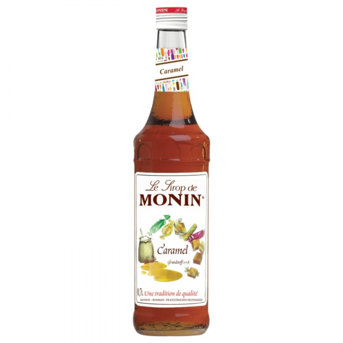 MONIN KARAMELL 0,7L*