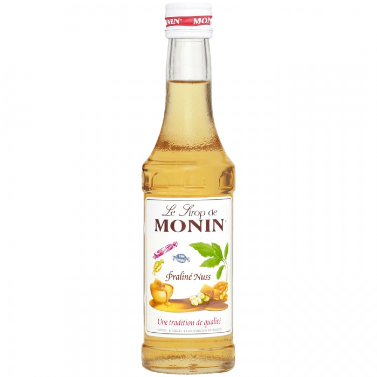 MONIN  Praliné Nuss 0,7L*