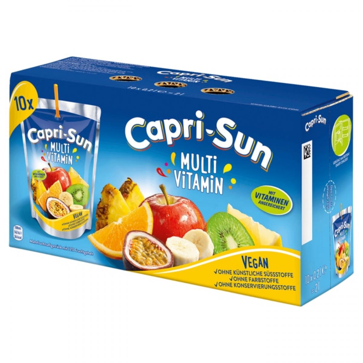 Capri MULTI 10x0,2L