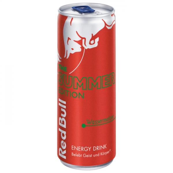 RedBull WATER-MELON 12x0,25L