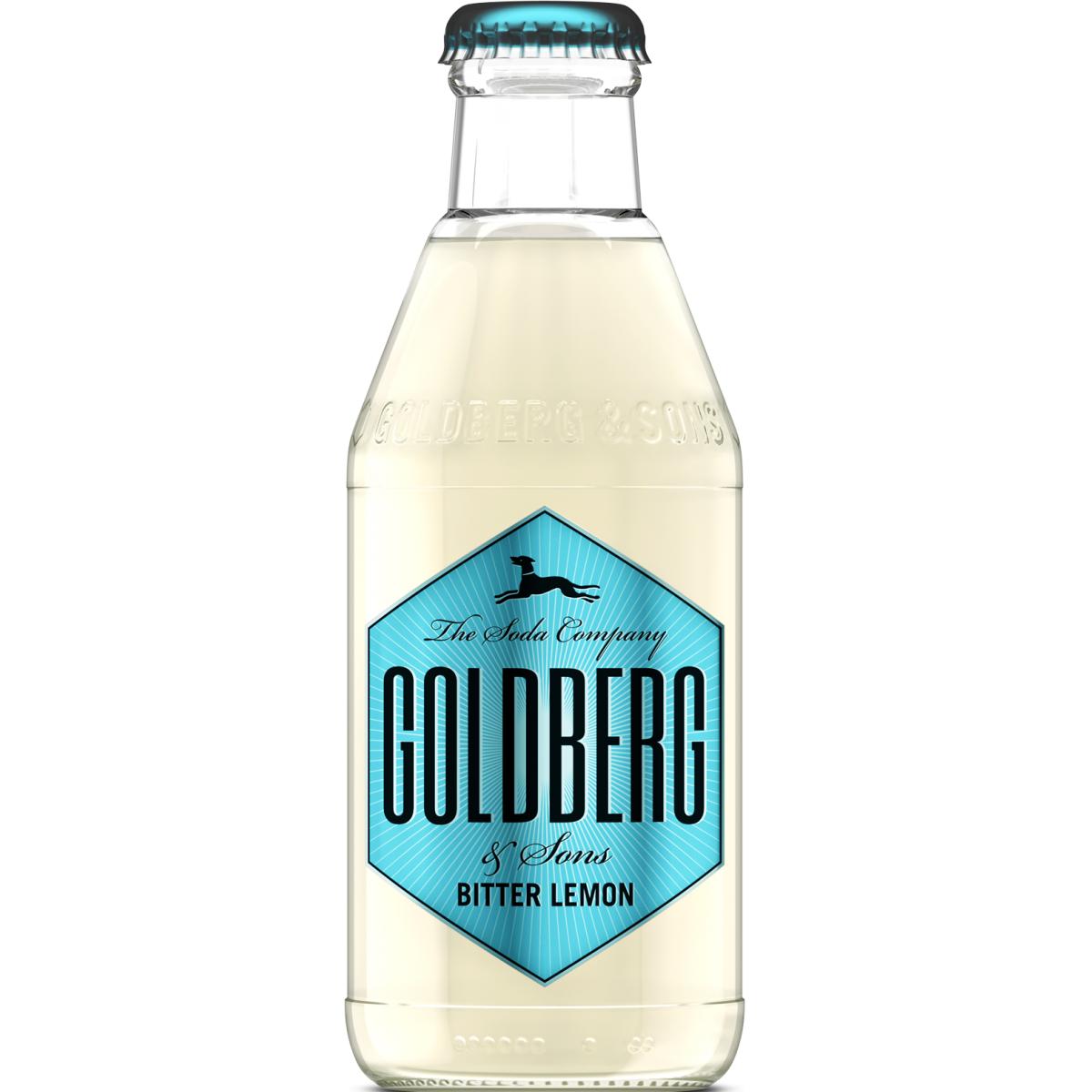 GoldBerg BitterLEM. 24x0,2L