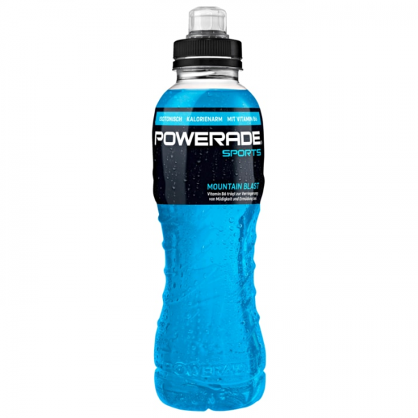 PowerRade Blau 12x0,5L