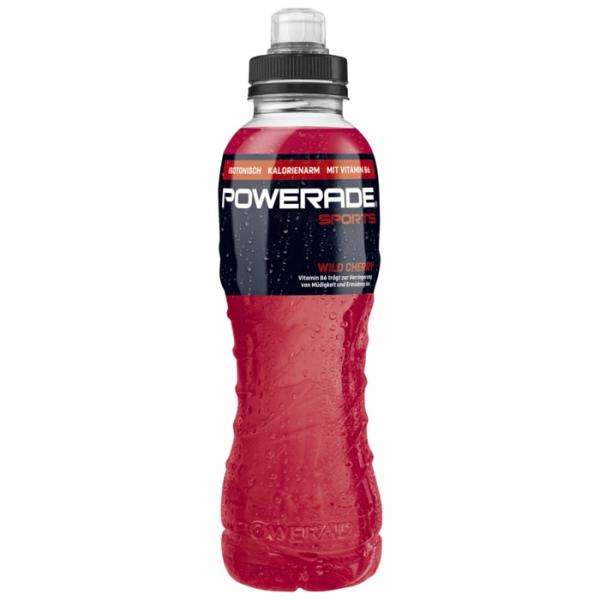 PowerRade ROT 12x0,5L