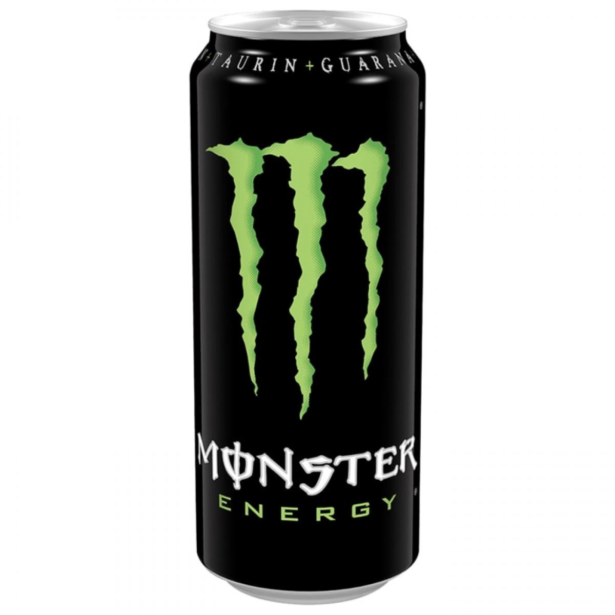 MONSTER ENERGY 12x0,5L
