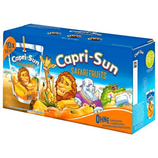Capri SAFARI 10x0,2L