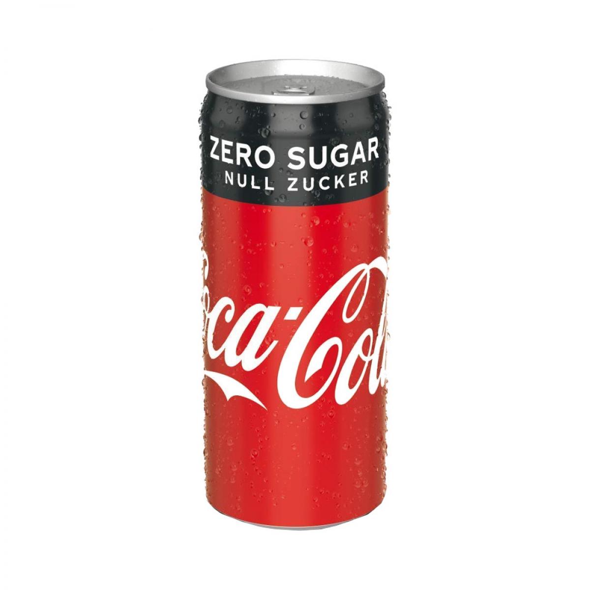 Cola Zero 24x0,33L Dosen