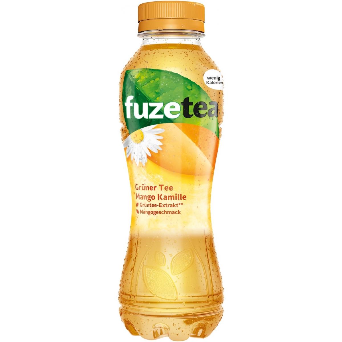 FuzeTea Mango 6x1L