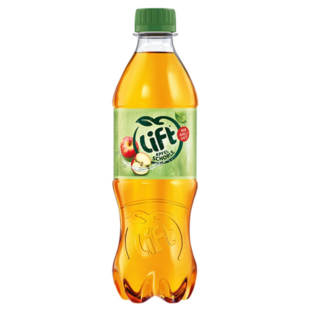 LIFT Apfelschorle 12x0,5L