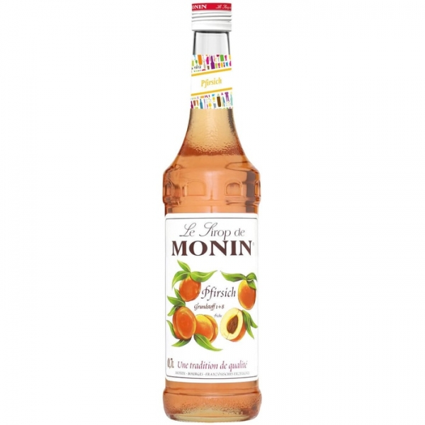 Monin Peach 0,7L