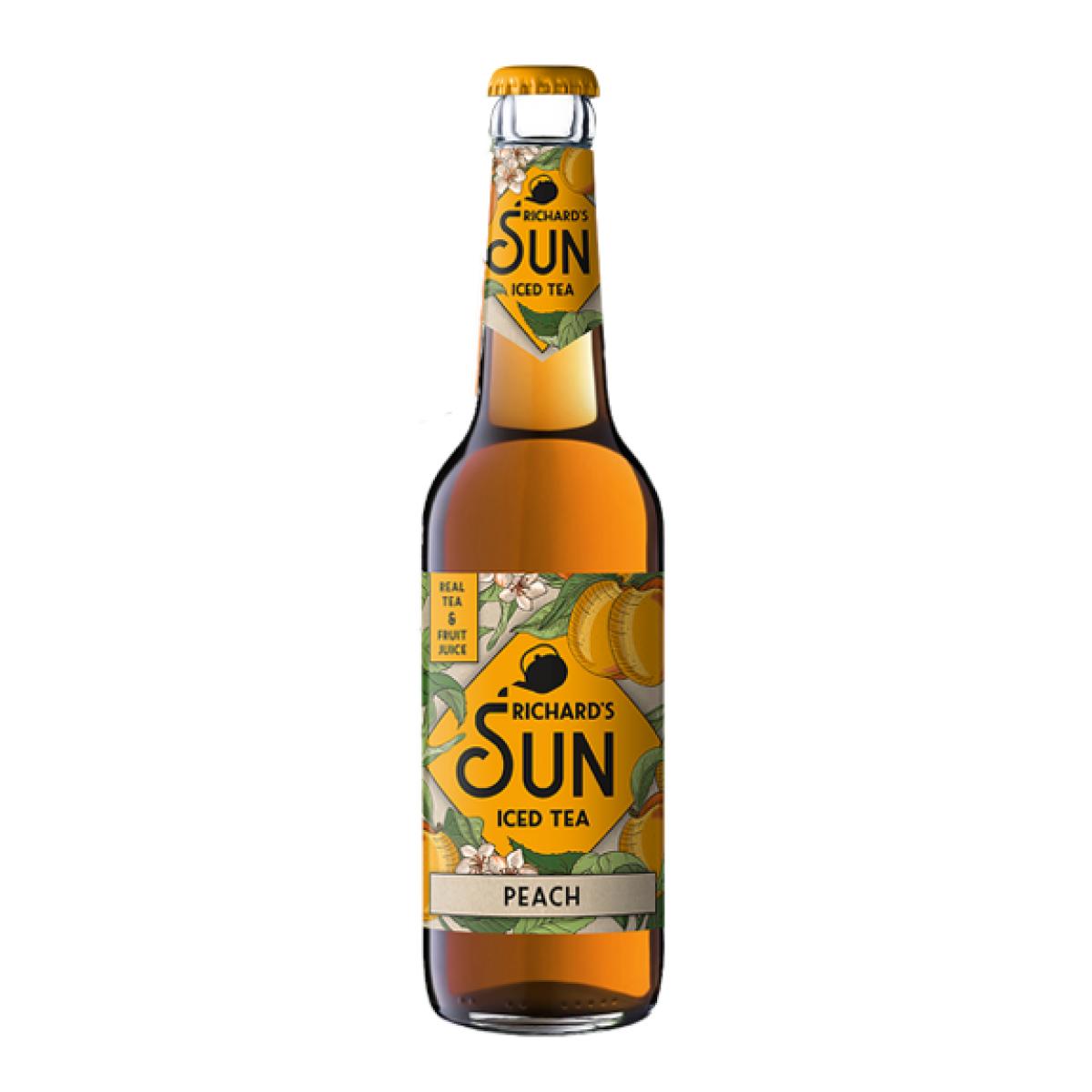 RICHARD´S. SUN PEACH 24x0,33L
