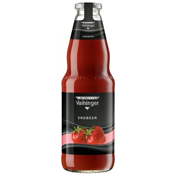Vaihinger Erdbeer-Saft 6x1L