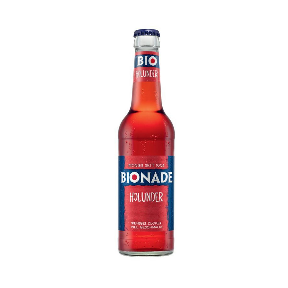 Bionade HOLUNDER. 24x0,33L