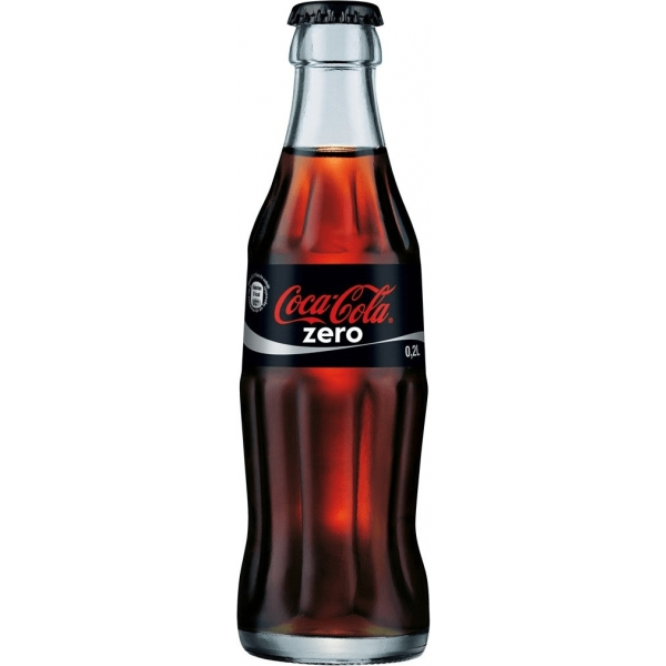 Cola Zero 24x0.2L