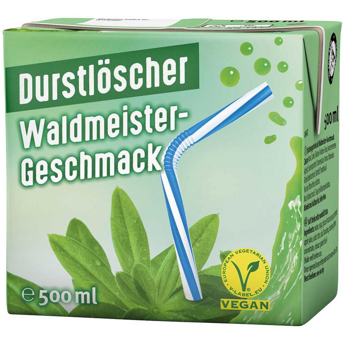 Durstlöscher WALDMEISTER 12x0,5L
