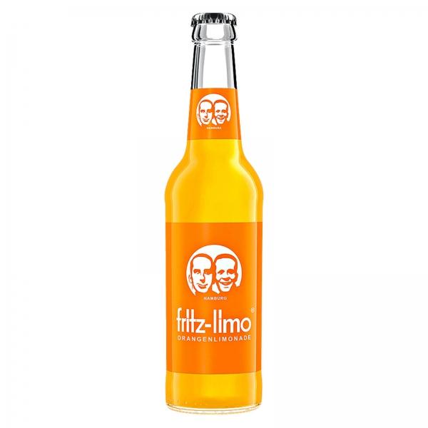 Fritz Orange 24x0,33L