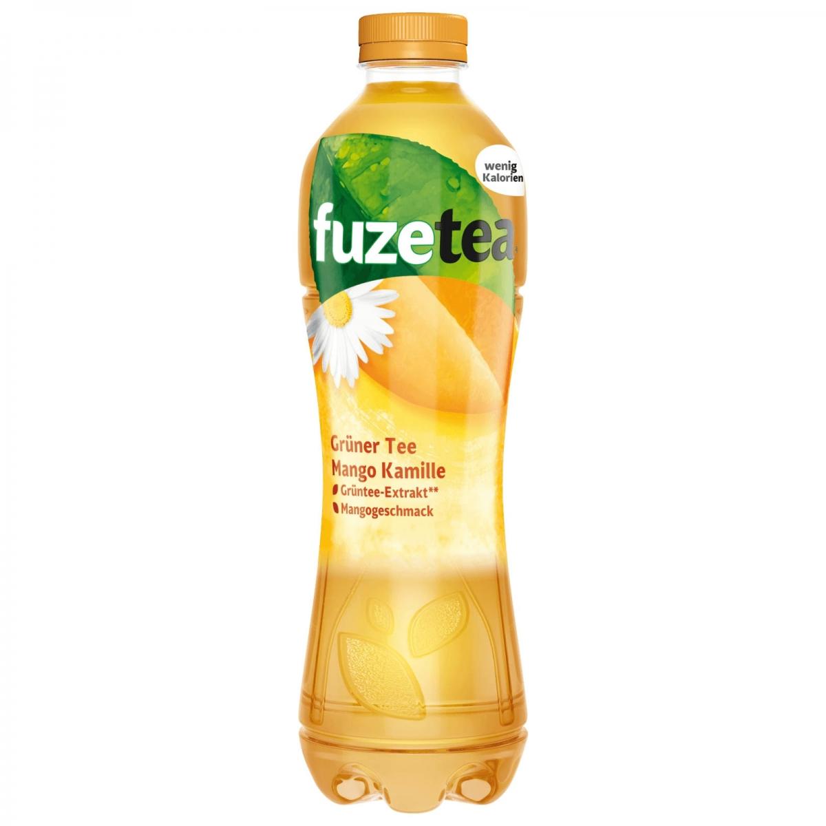 FuzeTea Mango 12x0,4L