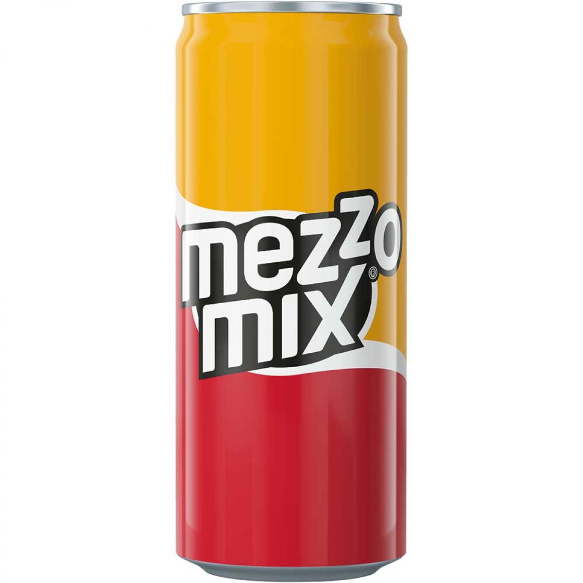 MezzoMix 24x0,33L Dosen