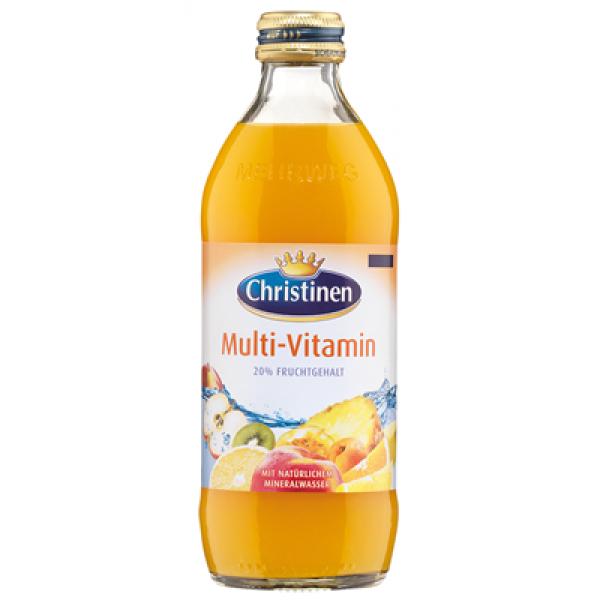 Christinen MULTI 24x0,33L
