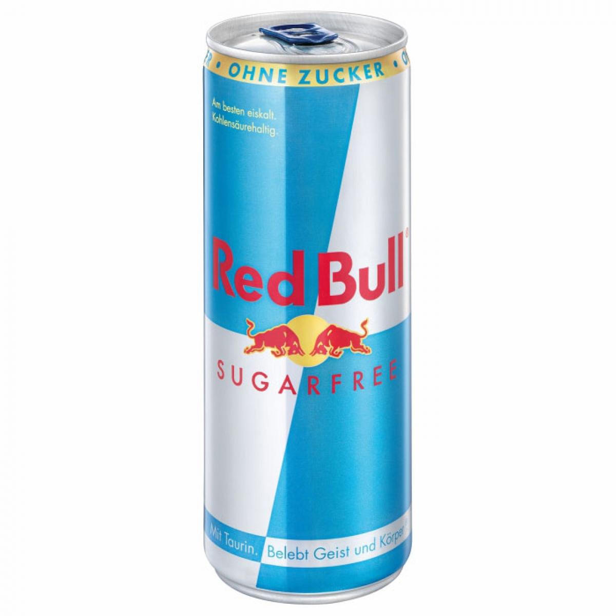 RedBull SugarFREE 24x0,25L