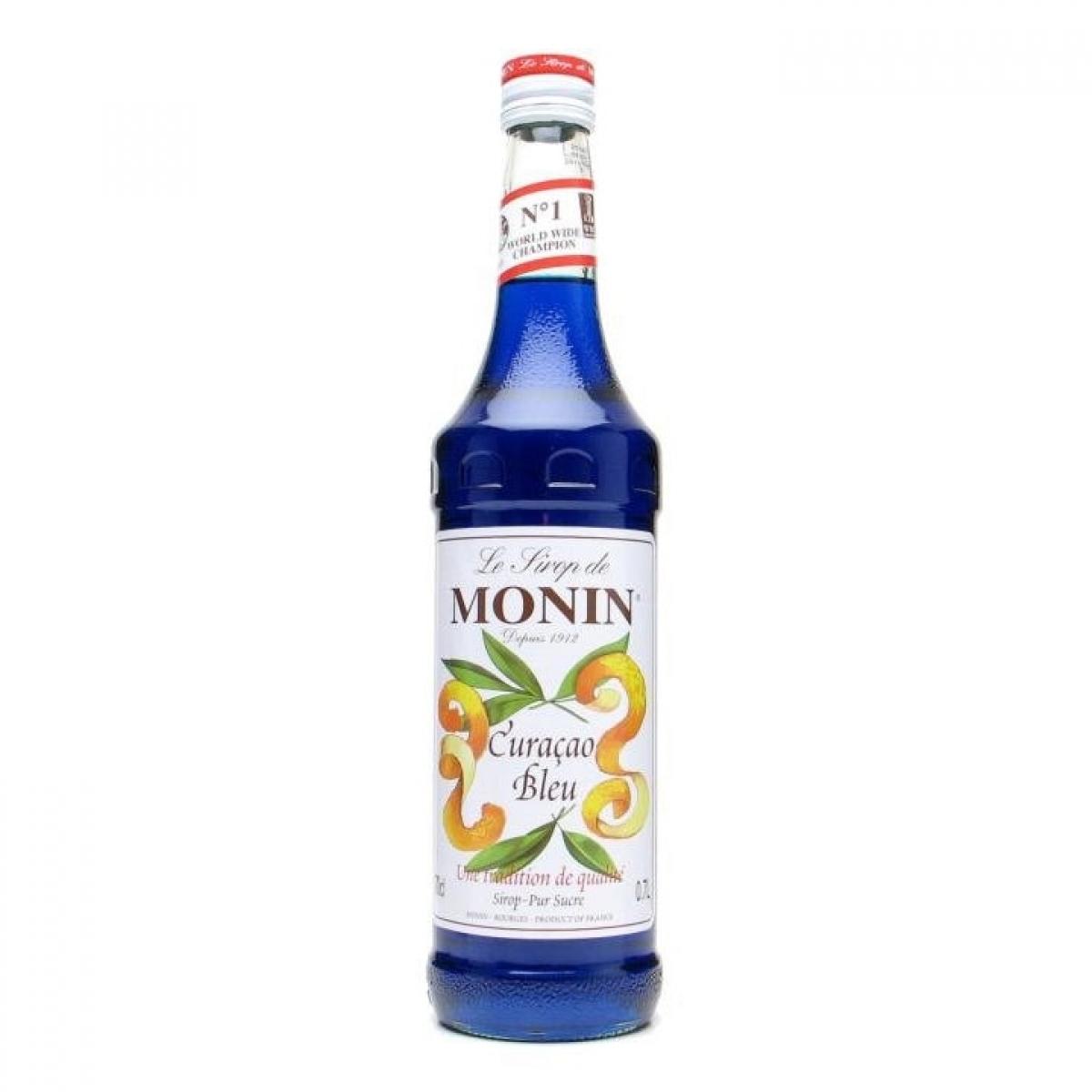MONIN BLUE CURACAO 0,7L*