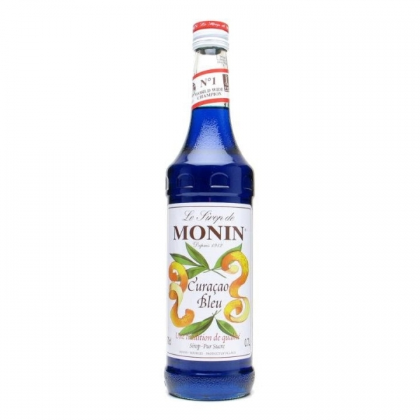 MONIN BLUE CURACAO 0,7L*