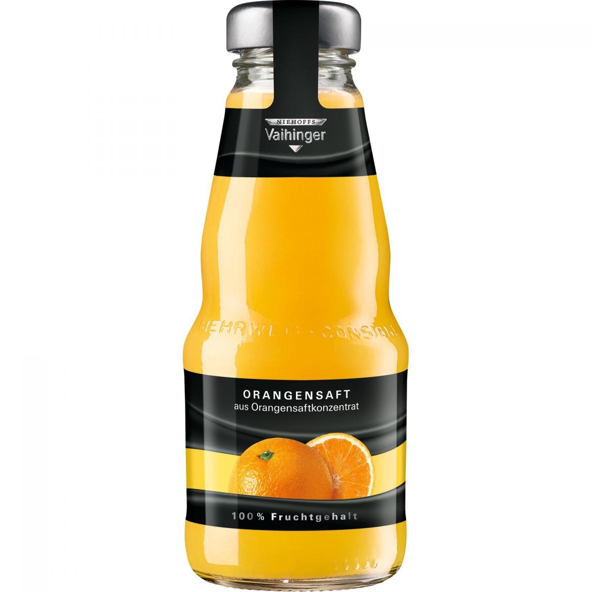 Vaihinger ORANGENSAFT 24x0,2L Gastro