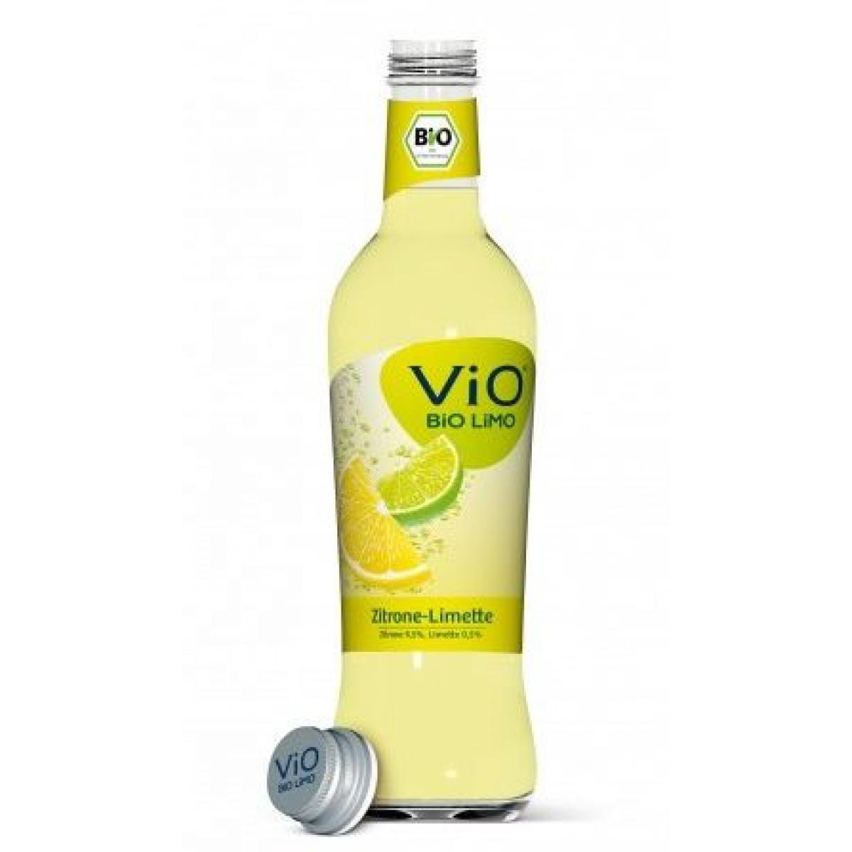 VioBio Zitrone 24x0,33L